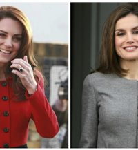 Kate Middleton se inclinará ante la reina Letizia