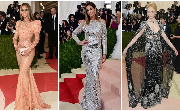 Looks de matricula de honor vistos en la Gala Met 2016