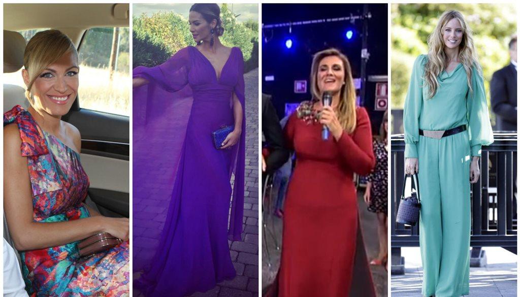 Excelente Vestir Para El Invitado A La Boda Adorno - Vestido de ...