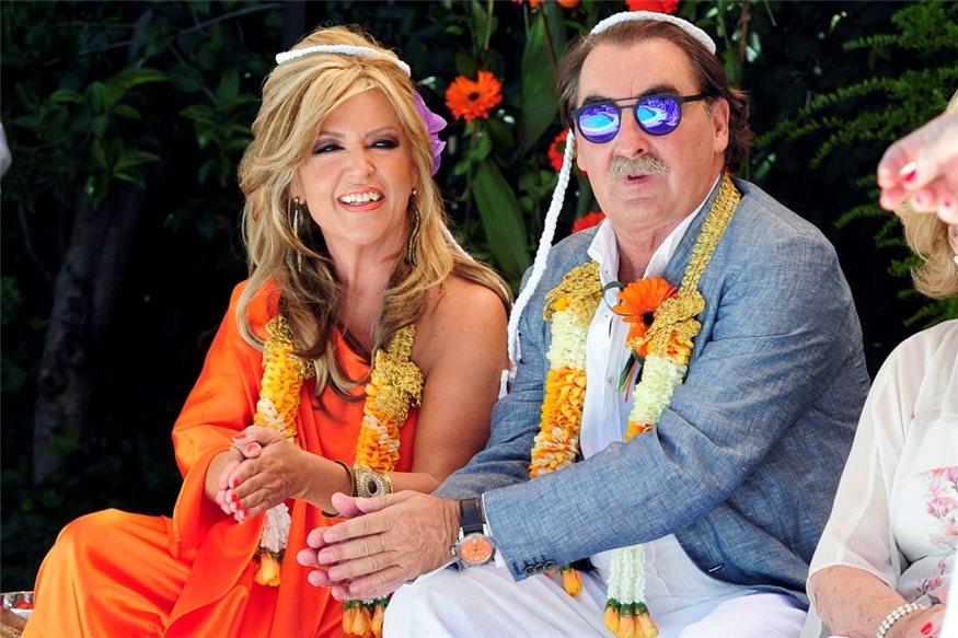 lydia lozano se casa de naranja