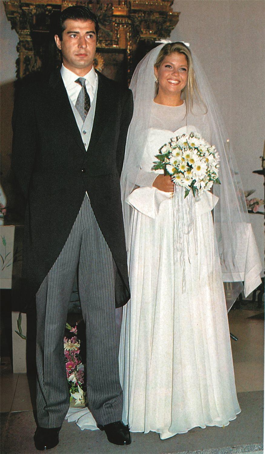 El vestido de novia de makoke