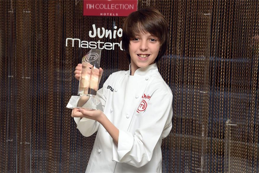 manuel masterchef junior