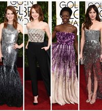 Las mejor vestidas: Julianne Moore, Dakota Johnson y Lupita Nyong'o
