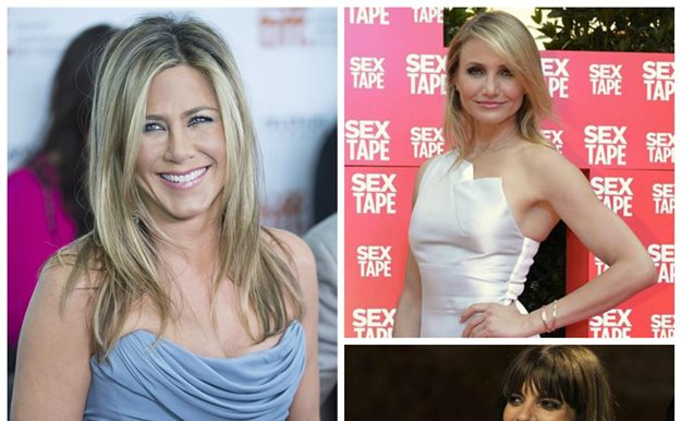 Jennifer Aniston traiciona al club de las 'NoMo'