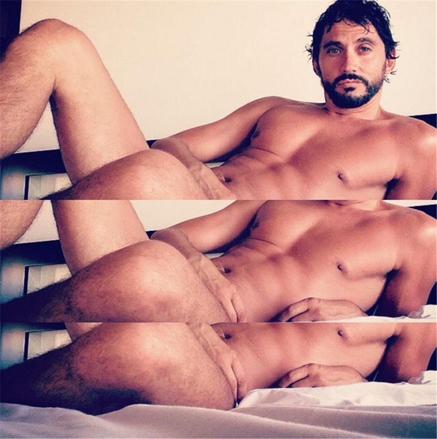 Paco León Vuelve A Desnudarse Por Sus Fans
