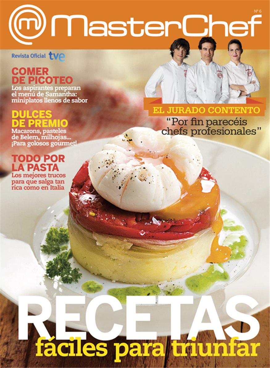 Revista 6 masterchef