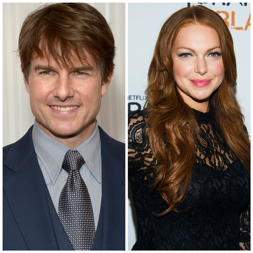 Tom Cruise Laura prepon