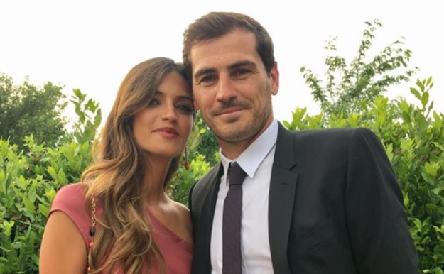 Sara Carbonero e Iker Casillas regresan a Madrid para ir de boda