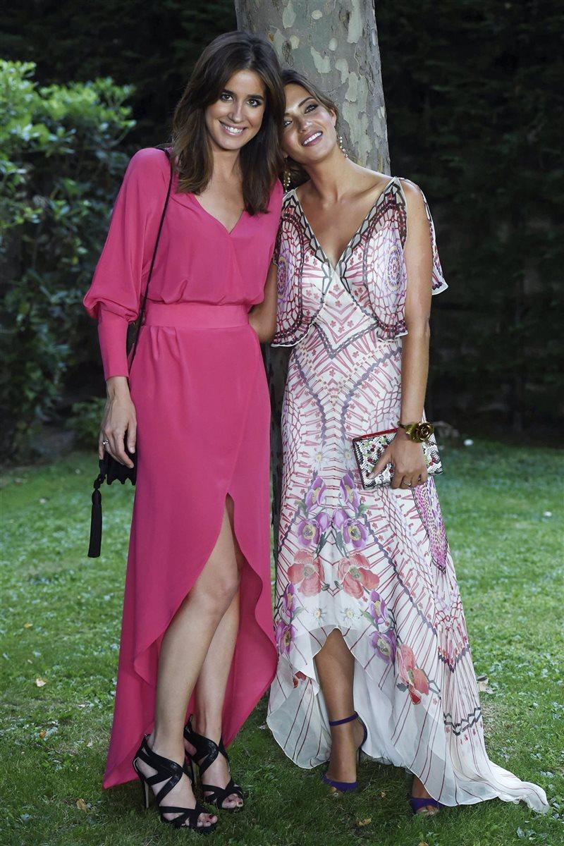 Sara Carbonero de fiesta en Madrid con un vestido de 1.200 euros