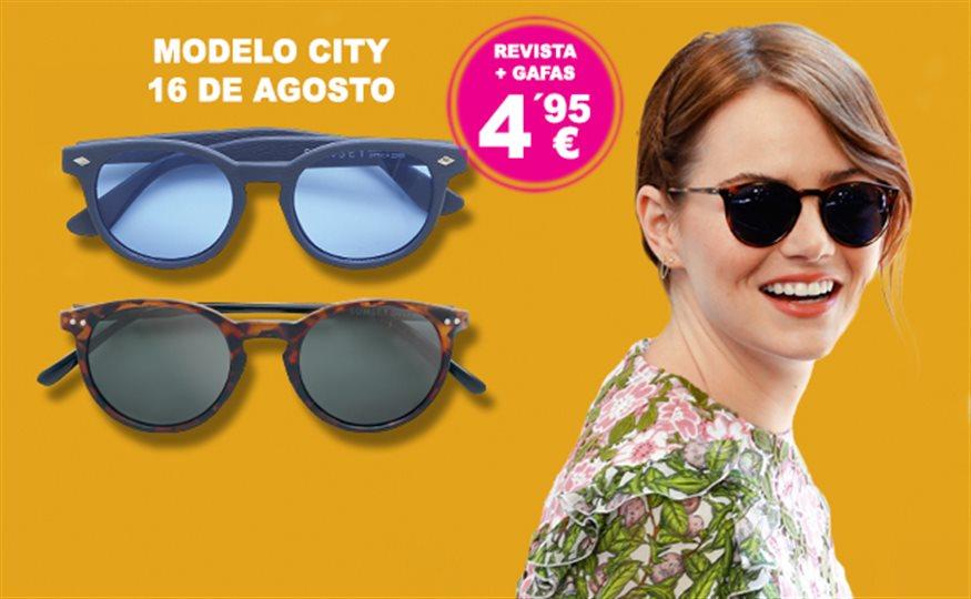 985513780e Consigue las gafas de sol 'City' solo con Lecturas!