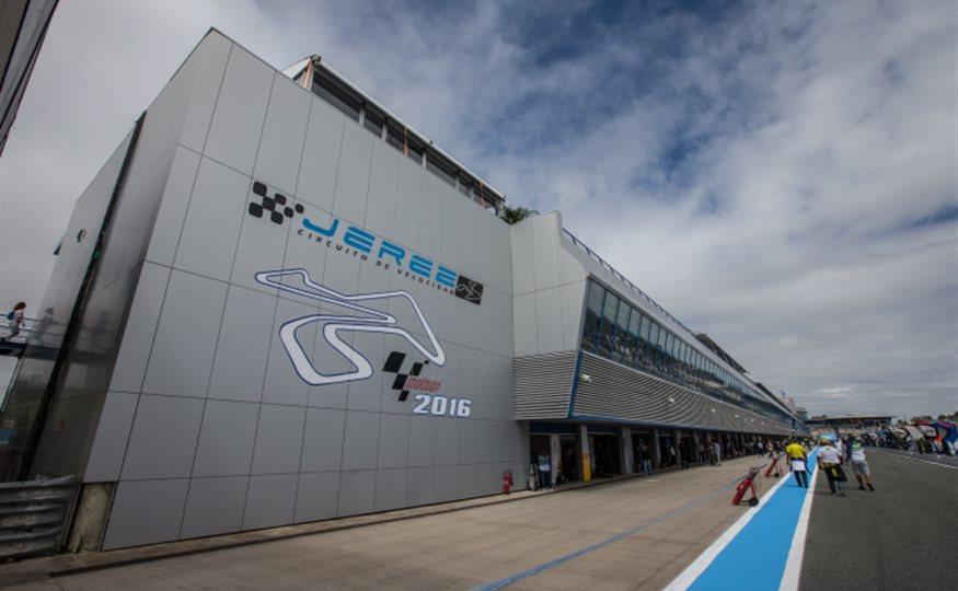 Circuito Jerez : Motociclismo la catedral se rebautiza como circuito de jerez