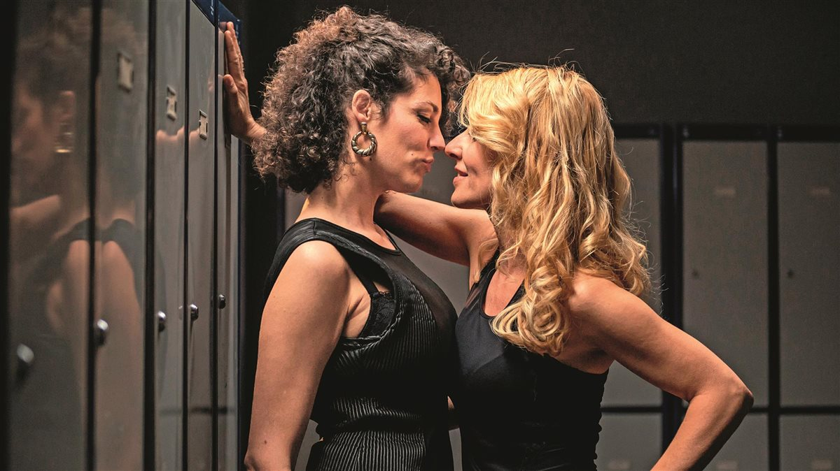 Lesbianas de la 39 - 3 part 6