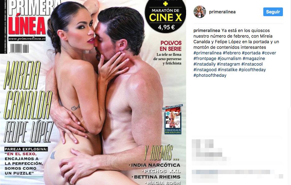 El Desnudo De Mireia Canalda Que Ha Revolucionado Las Redes Sociales