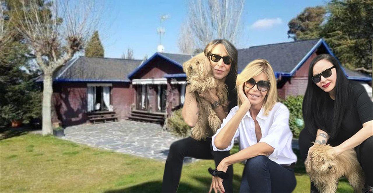 Alaska y mario vaquerizo compran la casa de bibiana fern ndez - Cuadros casa alaska y mario ...