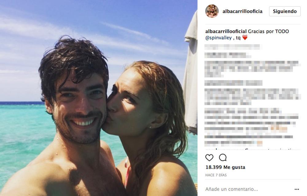 alba carrillo dating