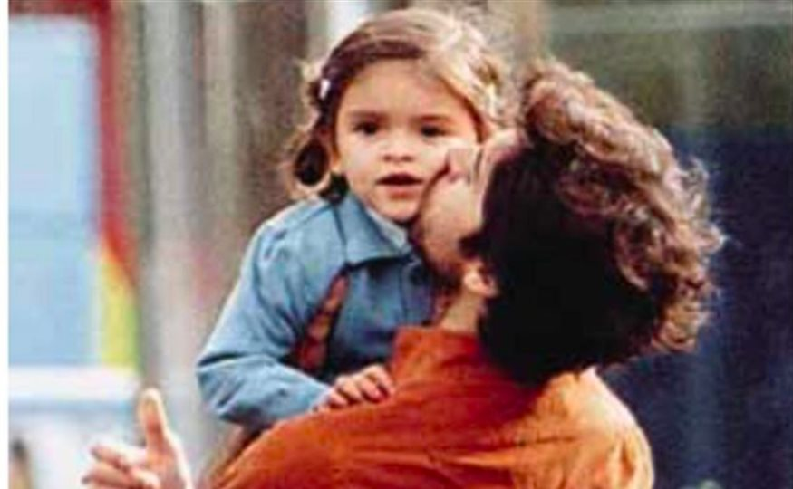 Luc a rivera recupera su recuerdo favorito con su padre for Blanca romero y sus hijos