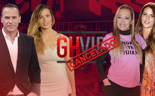 EXCLUSIVA: Telecinco cancela Gran Hermano VIP