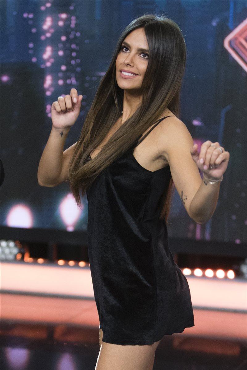 e958139806ed Un vistazo al primer vestido de Cristina Pedroche para las Campanadas