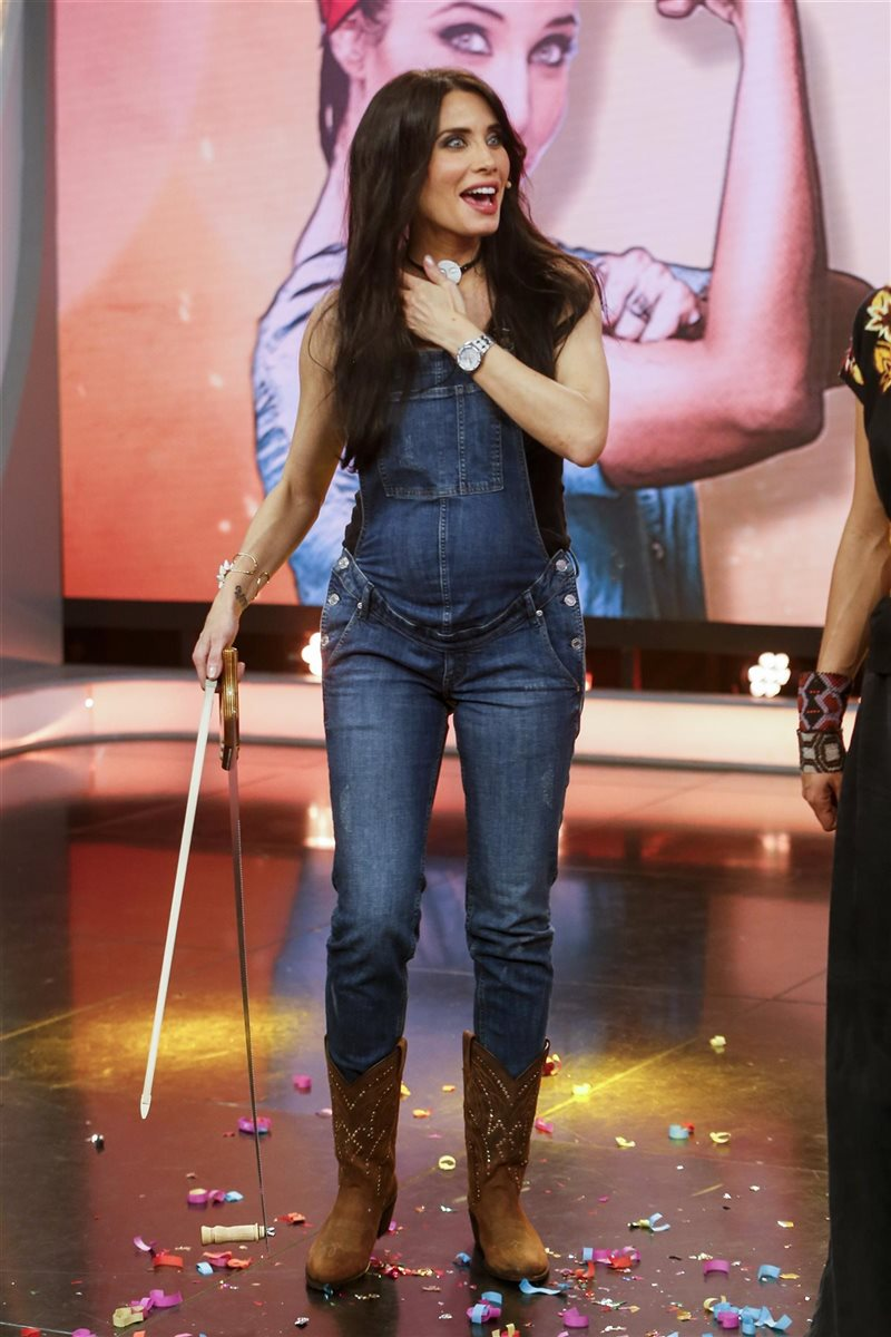 844a79b66 Qué tiene esta foto de Pilar Rubio embarazada para tanta controversia