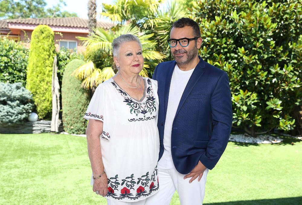 Jorge Javier y su madre. Lo que más le inquietaba