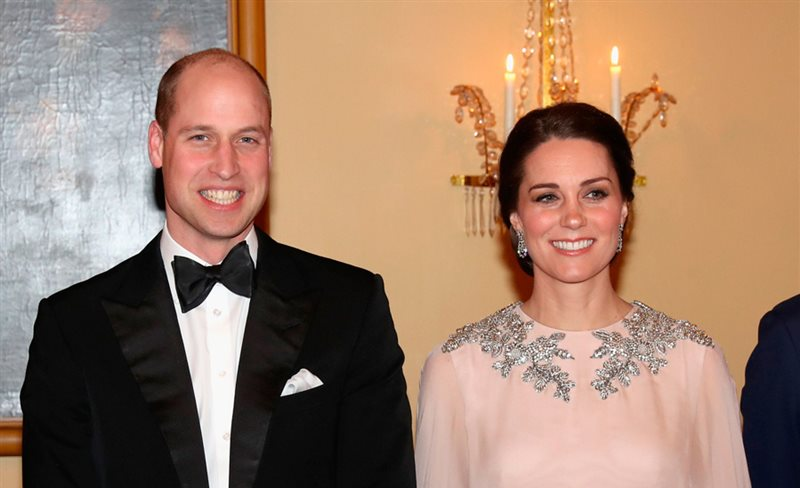 Kate Middleton vestido blanco. Gran noticia