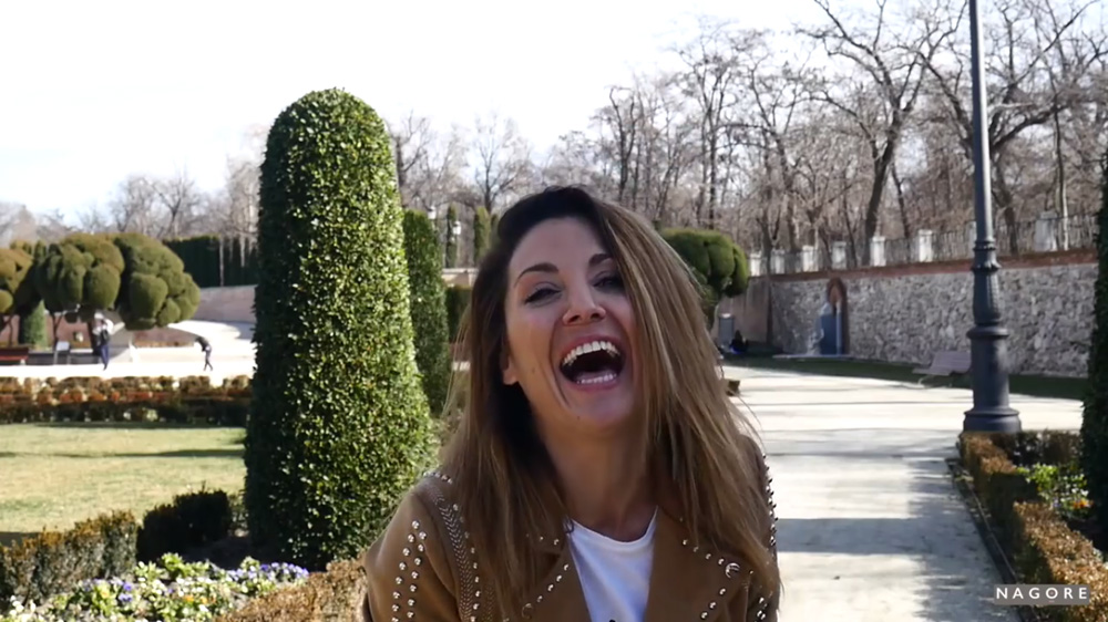 Nagore robles 2. Youtuber