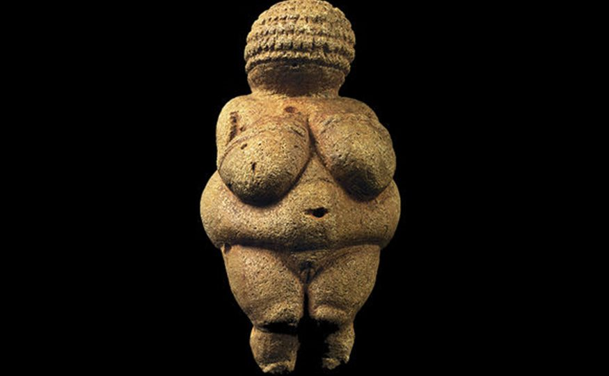 Facebook censura la Venus de Willendorf
