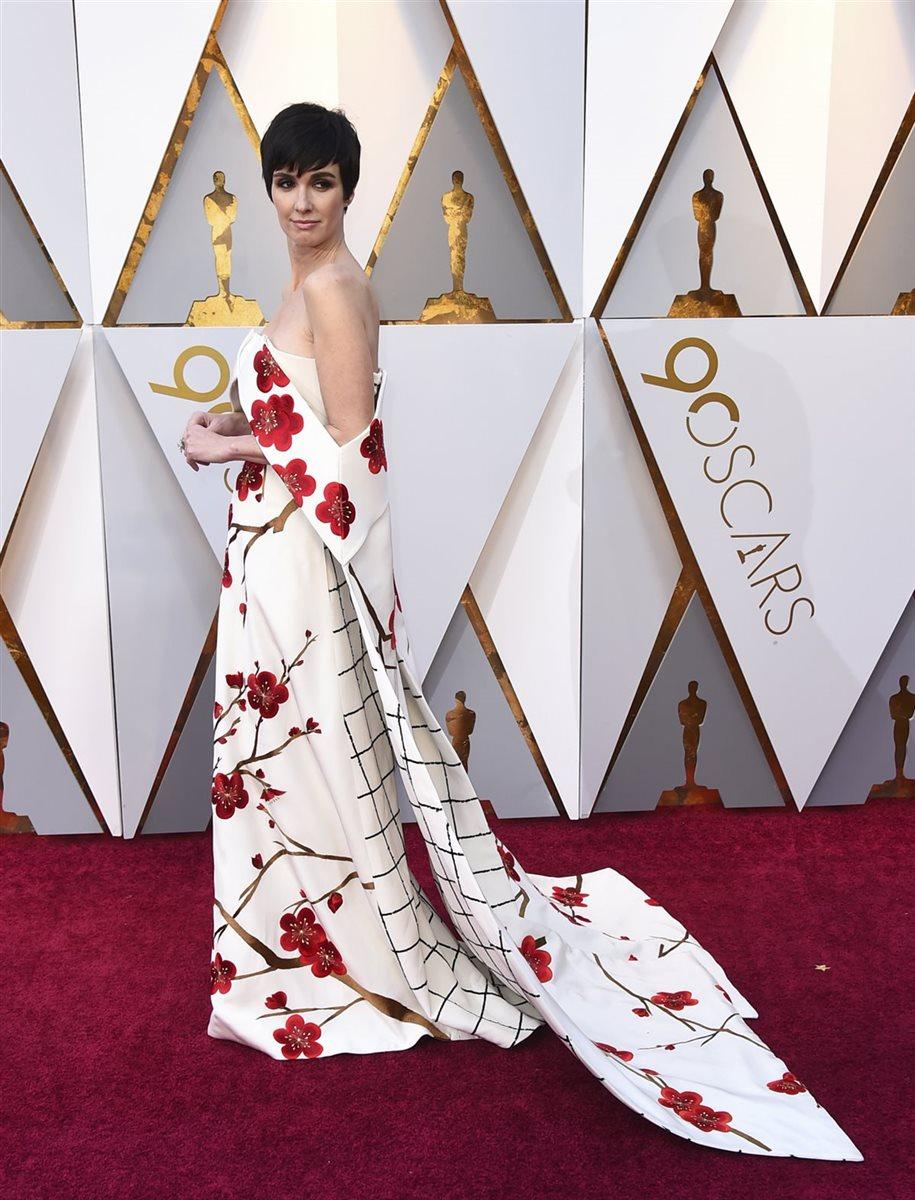 22f8946bfd Oscar 2018  todos los looks de la alfombra roja