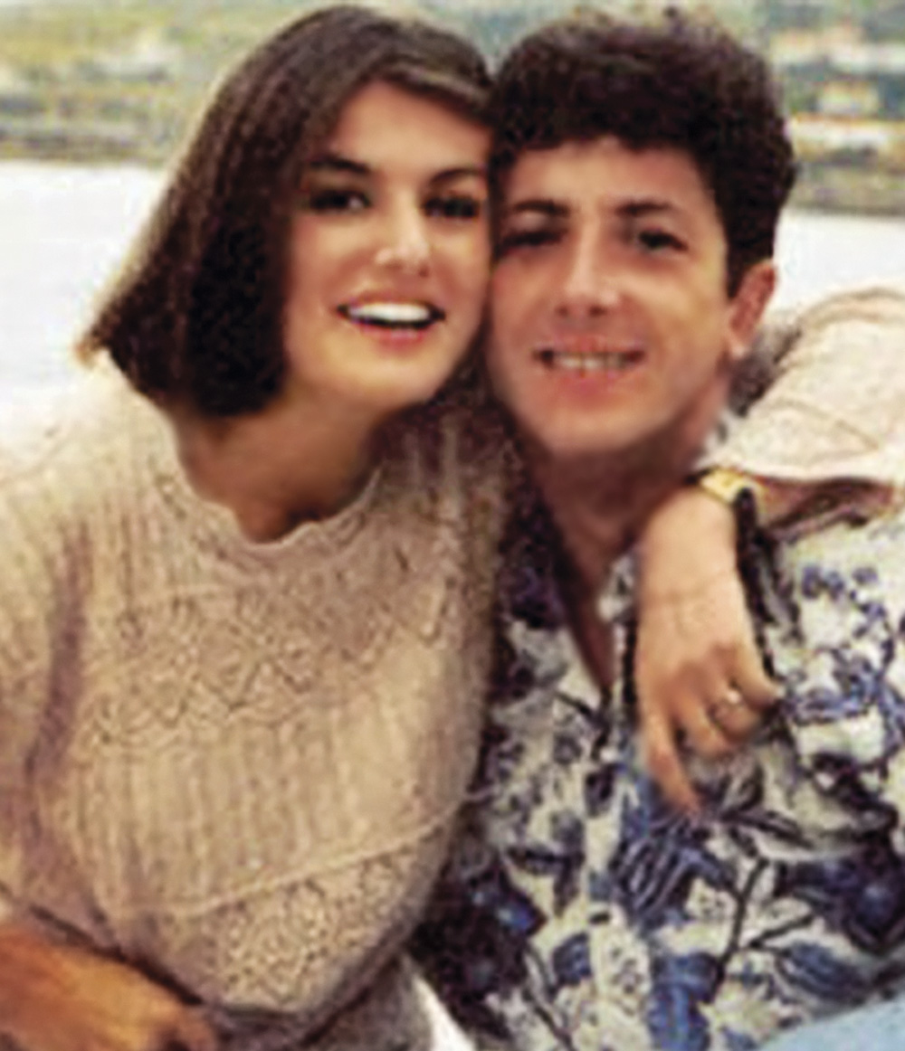 Alonso Guerrero Exmarido De La Reina He Cenado Con Letizia Y El Rey