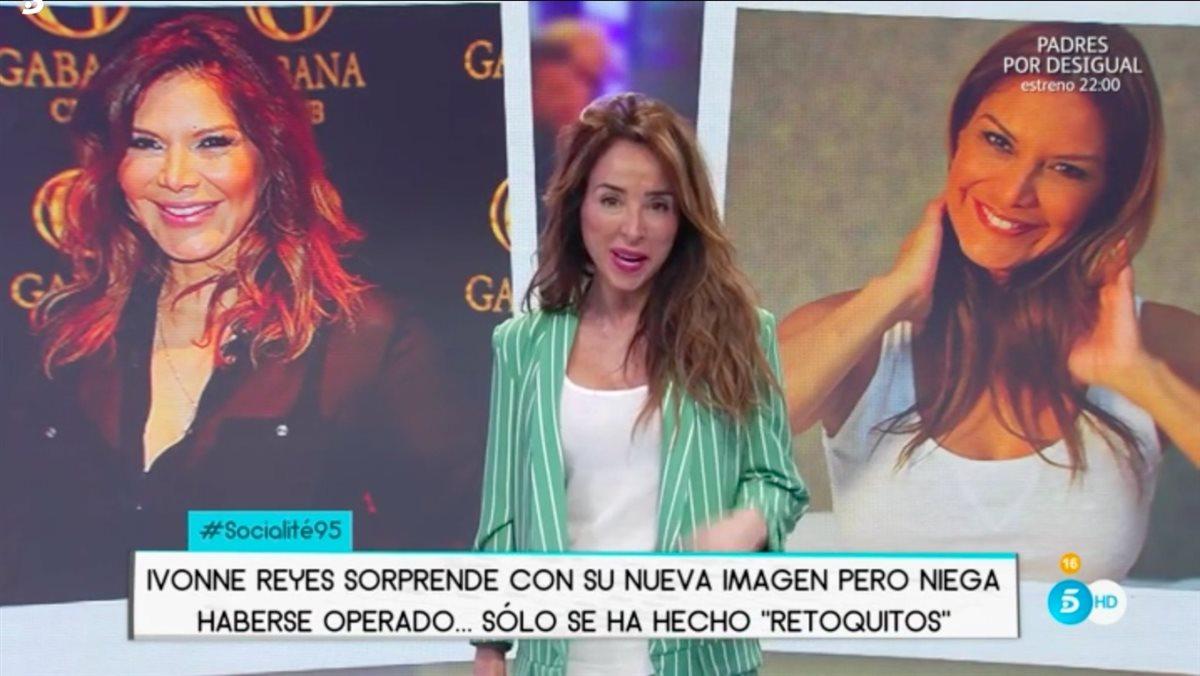 María Patiño. Venirse arriba