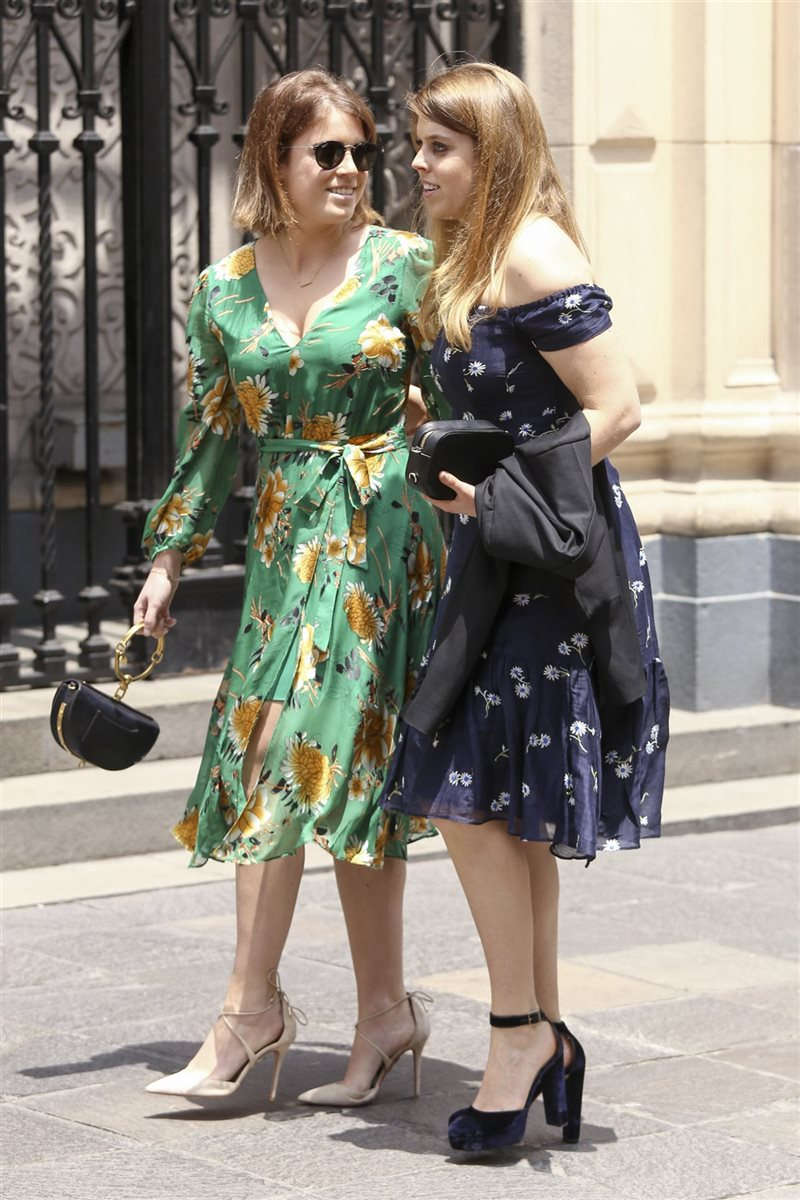 Beatriz y Eugenia de York