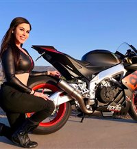 Fallece en un accidente de moto la 'instagramer' Annette Carrion