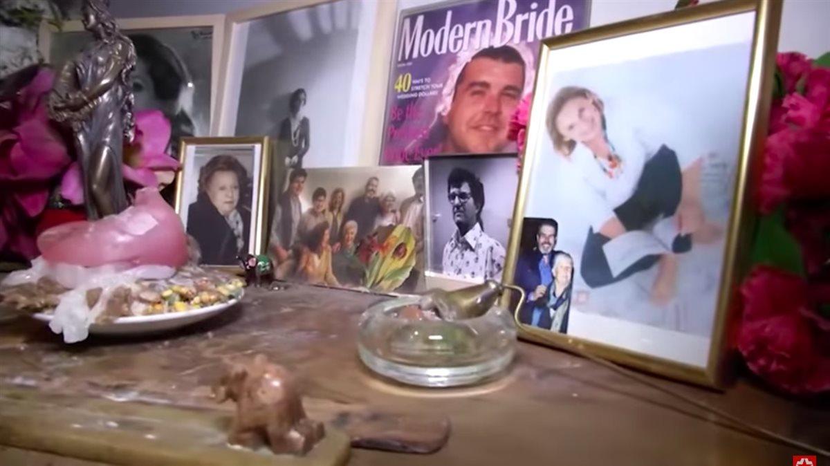 Lorenzo Caprile casa. Su familia