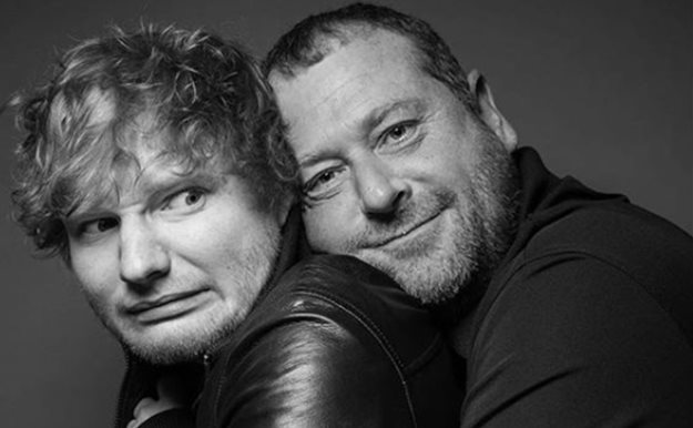 Security Kev, el guardaespaldas de Ed Sheeran que lo peta en redes