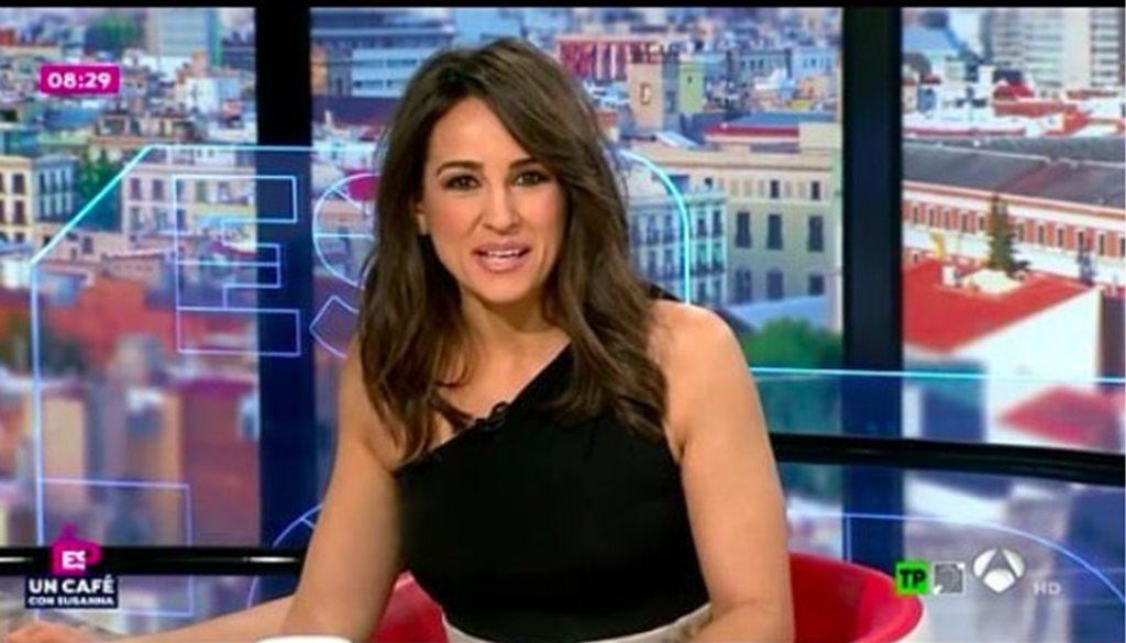 Todo sobre lorena garc a la sustituta de susanna griso for Antena 3 espejo publico hoy