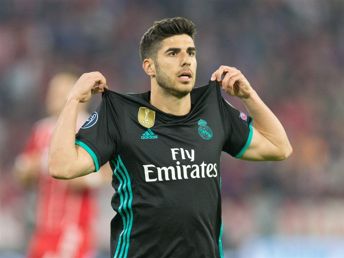 Marco Asensio. Real Madrid