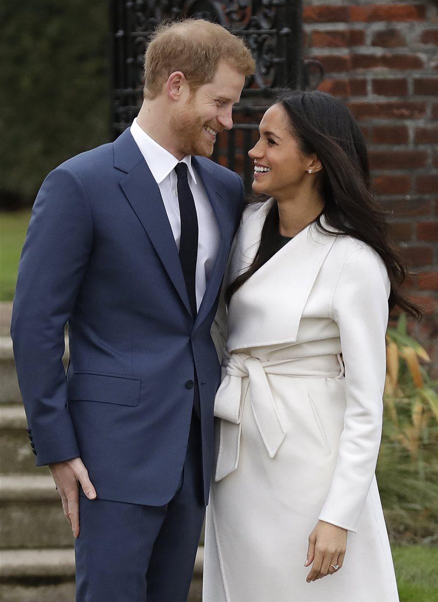 Matrimonio Principe Harry : Boda del príncipe harry y meghan markle llegan los