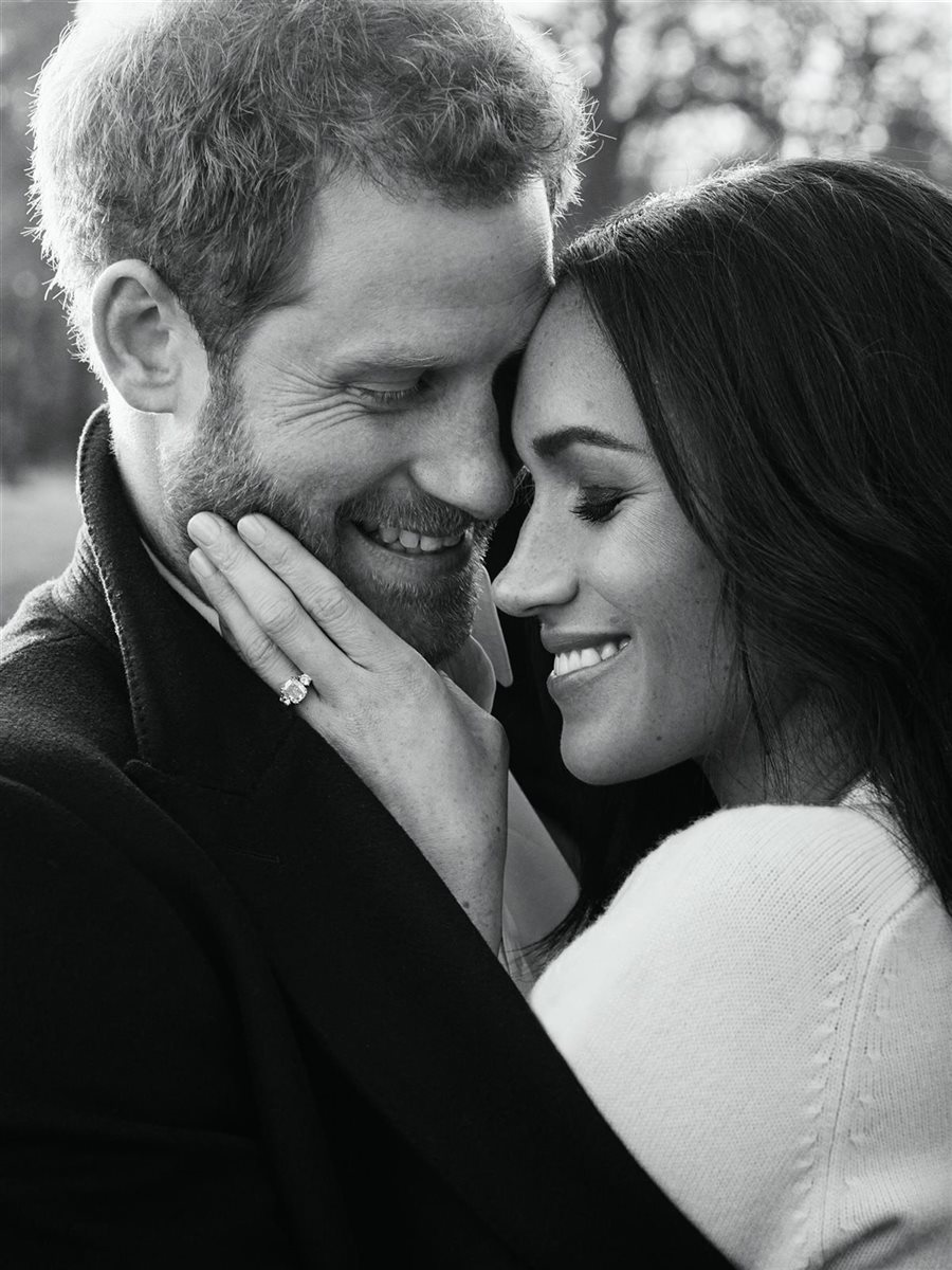 Harry y Meghan Markle 02. Puro amor