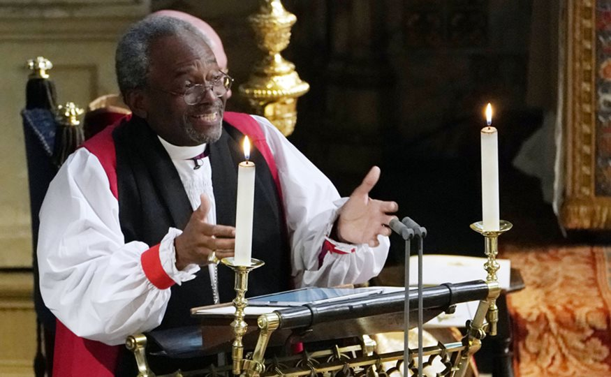 michael curry boda meghan harry