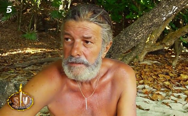 "Francisco al borde del abandono de 'Supervivientes': ""Me quiero ir"""