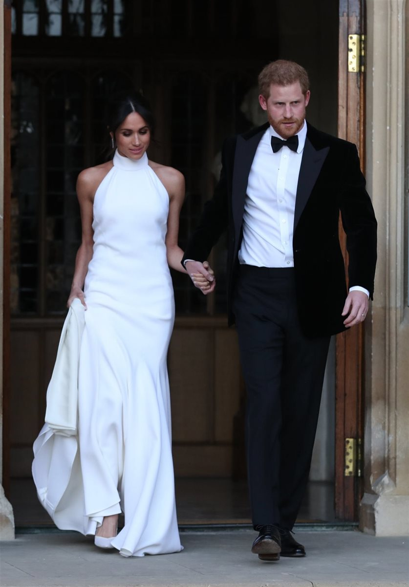 Harry y Meghan Markle. Harry y Meghan