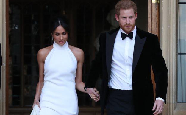 el motivo por el que un niño eclipsó a meghan markle en su boda