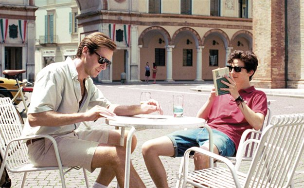 'Call me by your Name' me deja revuelto para bien