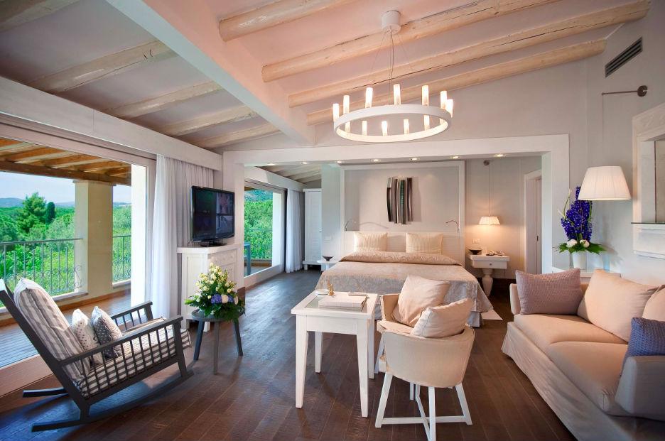 Sara carbonero e iker casillas el resort de lujo donde han veraneado - Arredamenti interni di ville di lusso ...