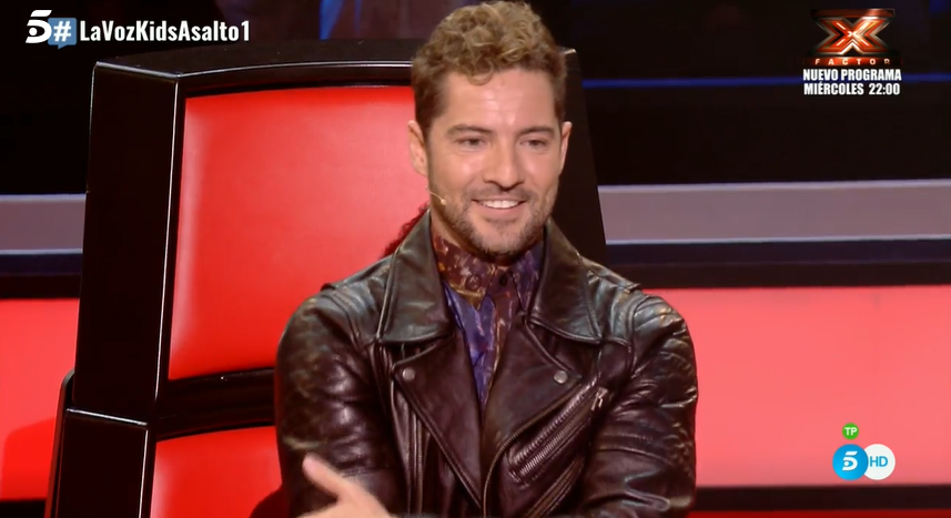 David Bisbal Supercoach La Voz Kids3. Empresas