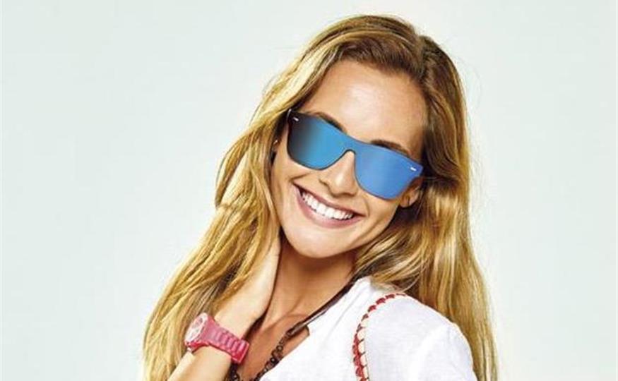f2a1137446 Modelo Beach Club de la colección de gafas de sol de Lecturas