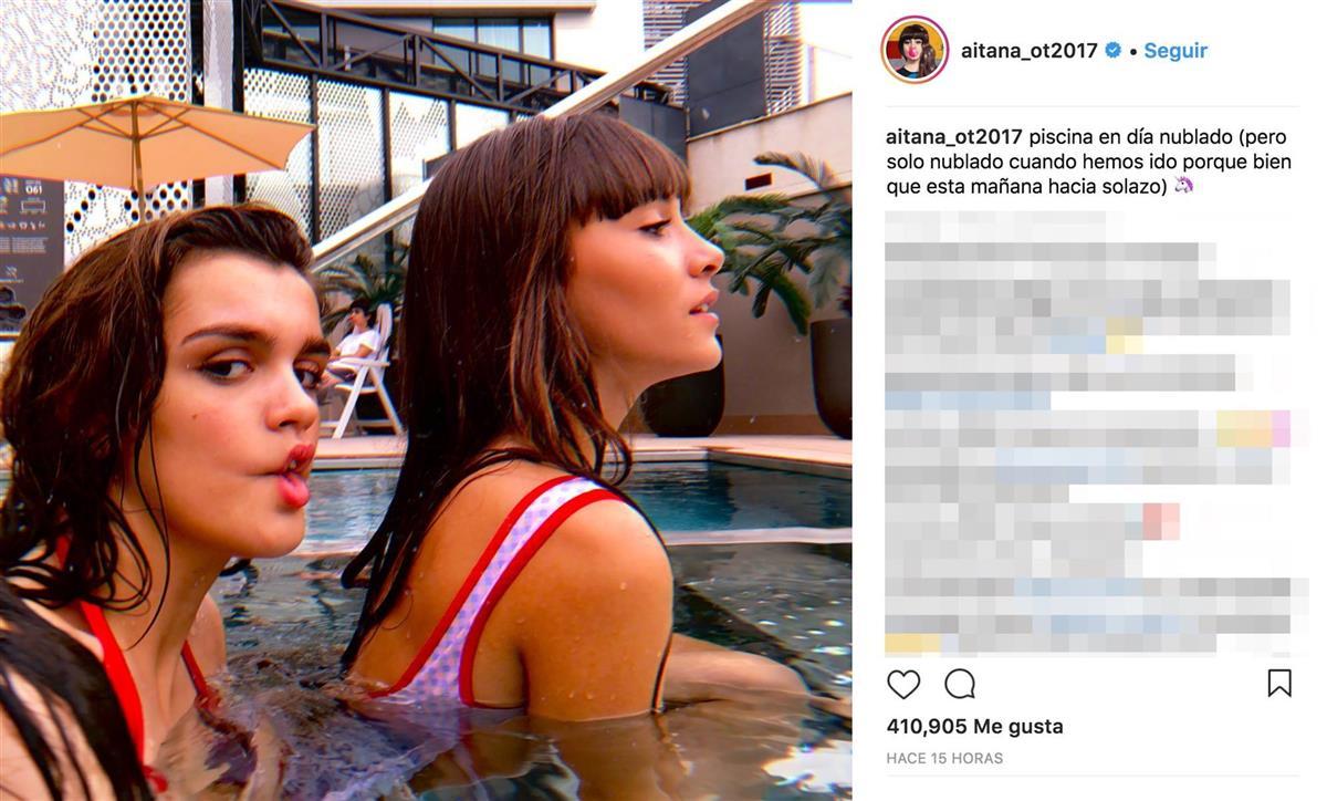 Amaia'ot'En Y Que Redes Ha Foto Bañador Las De La Arrasado Aitana W9EHYDI2