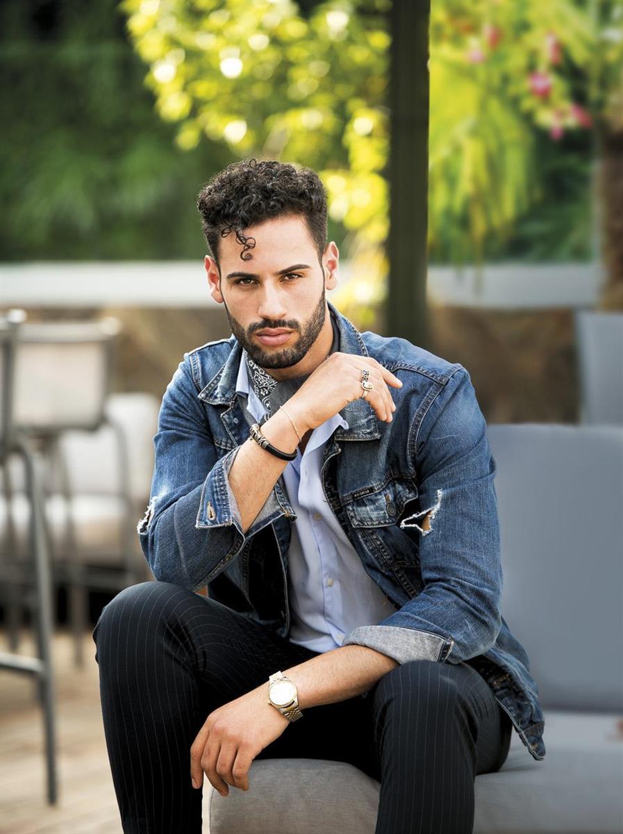 """Asraf Beno (GH VIP 6): """"La moda es un mundo racista"""""""