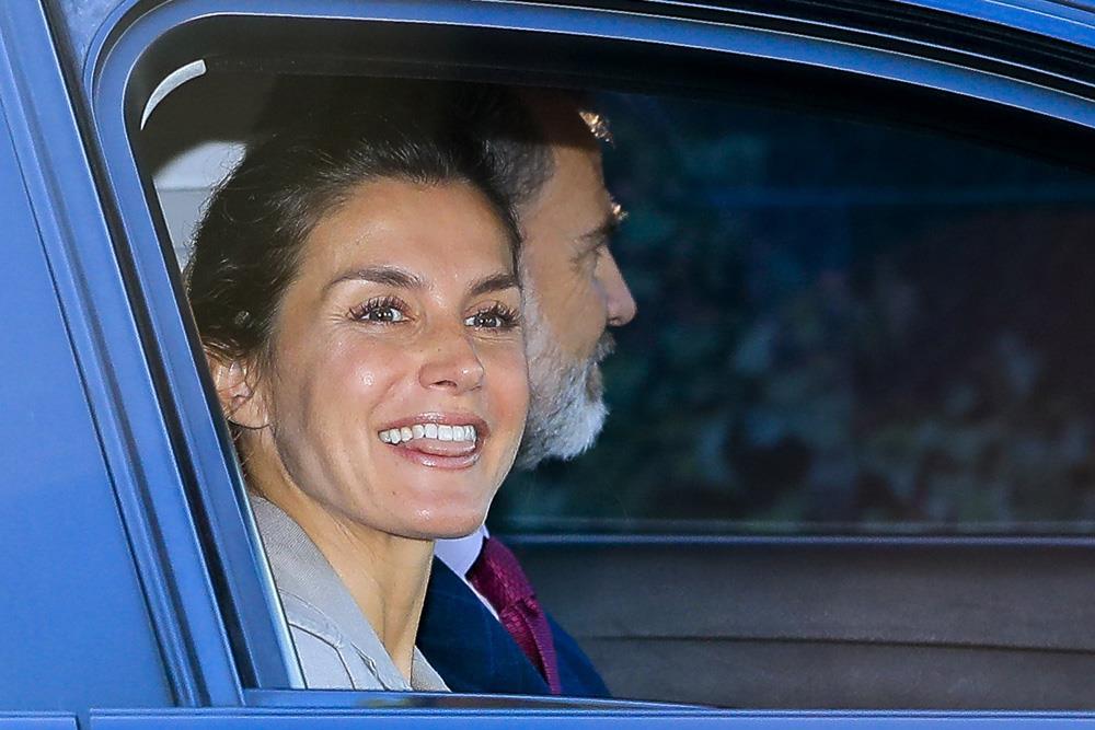 La Reina Letizia Sorprende Con Su Look Sin Maquillaje Pero Con Truco