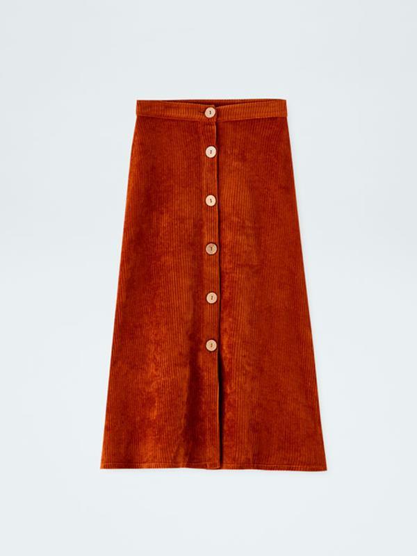Acertar Looks Midi Por Con Completo Faldas Para Tus 12 waxtqq